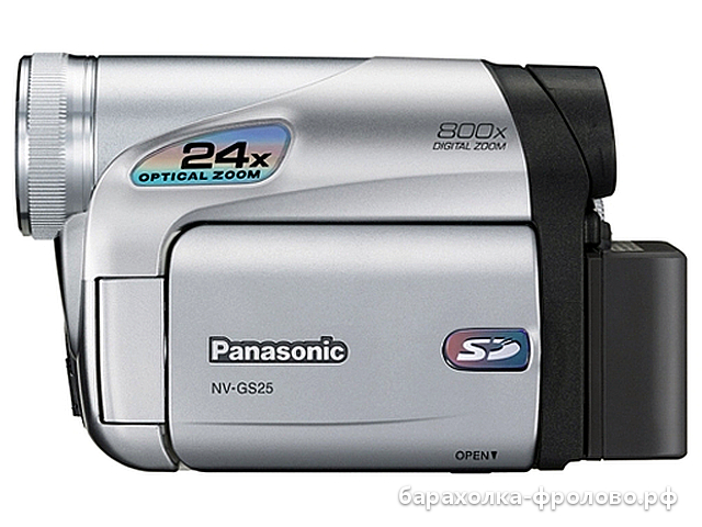 Видеокамера Panasonic NV-GS25