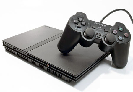 Sony PlayStation 2 Slim чипованная