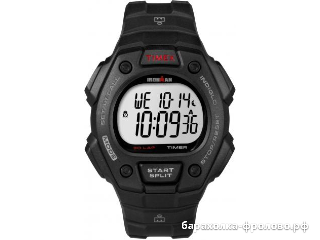 Часы Timex Ironman Triathlon 30Lp